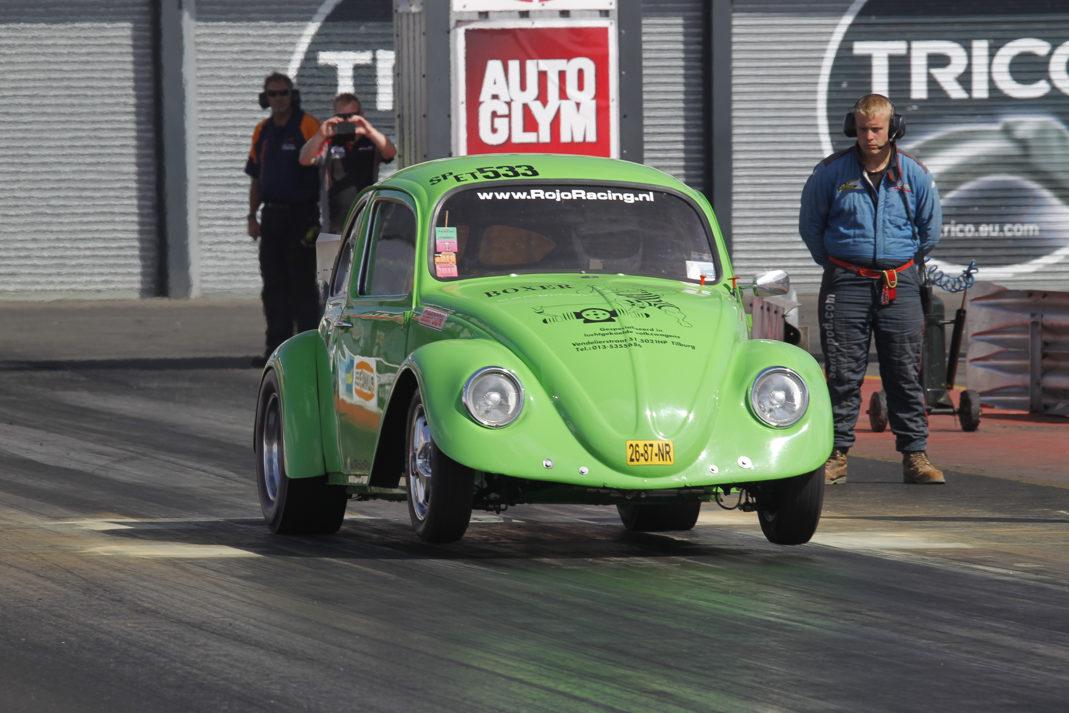 Car at Santapod